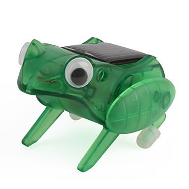neue Stile solar Herumtollen Frosch Spielzeug