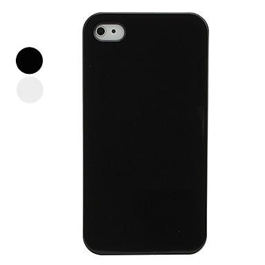 Etui de Protection Couleur Unie pour iPhone 4/4S