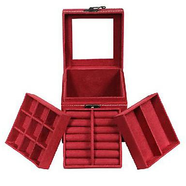 şık mücevher kutusu ovaljewelry püsküller / crossover / bohemia zarif stil