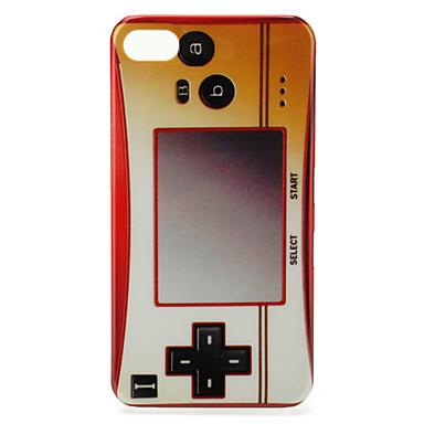 jugador del juego de patrones de protección para el caso de iPhone 4 y 4S