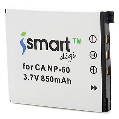 iSmart appareil photo numérique batterie pour Casio Exilim EX-s série, Exilim EX-Z Série