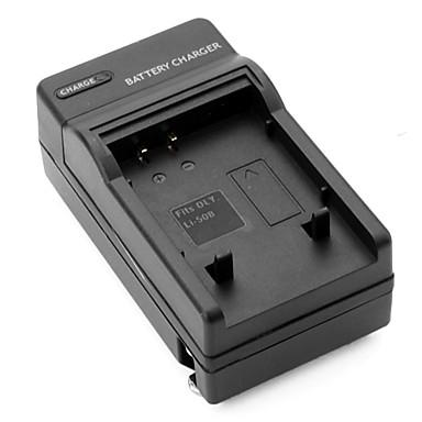 올림푸스 리튬 50b, 리튬 70b, 소니 NP-bk1에 대한 디지털 카메라와 캠코더 배터리 충전기