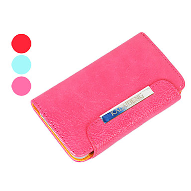 KALAIDENG Brand Leather Sheath Style Protective Case for Samsung i9220 (Assorted Colors)