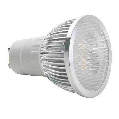 Focos MR16 GU10 W 3 LED de Alta Potencia 270 LM Blanco Cálido AC 85-265 V