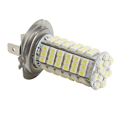 SO.K H7 Light Bulbs W SMD 3528 540-580Lm lm