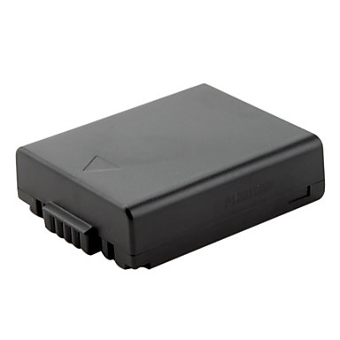 Pisen Equivalent Rechargeable Camera Battery for Panasonic LUMIX DMC-FZ1 and More
