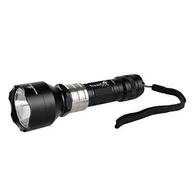 TrustFire P7-F15 3-Mode SSC-P7 LED Flashlight (900LM, 1x18650)