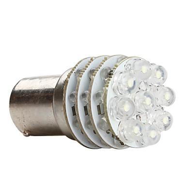 1156 36-LED 1.44w 108lm valkoinen lamppu auton (DC 12V)