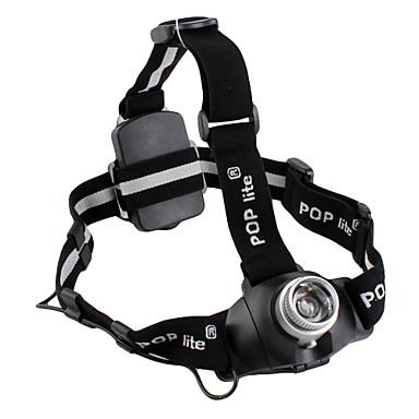 pop lite h3 CREE XR-E Q5 LED faro dello zoom (200 lumen)