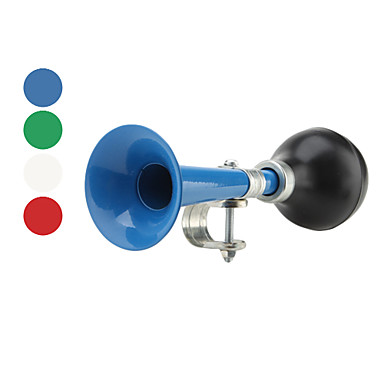 Outdoor Metal+Plastic Bicycle and Motorcycle Air Horn