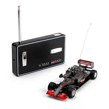 1:43 Radio Control Mini F1 Racing Car (Gray)