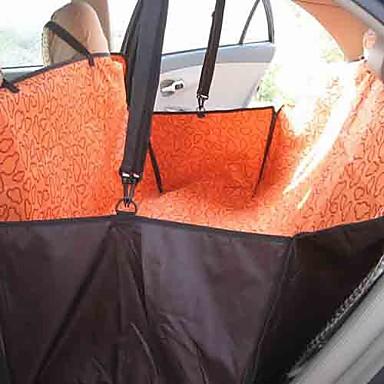 tampa de assento do carro à prova de água para animais de estimação (160 x 130 x 35cm, cores sortidas)