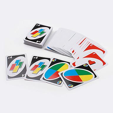 UNO Board Game Card Game UNO Card Paper Friends Family Gift