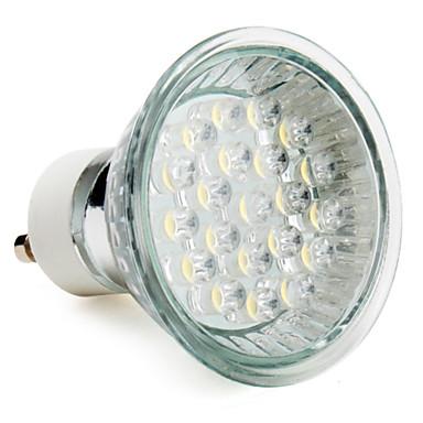 GU10 W 21 Dip LED 105 LM Warm White MR16 Spot Lights AC 220-240 V