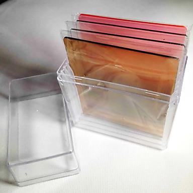 COKIN p serisi için renk filtreleri saklama kutusu durumda