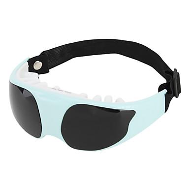 la miopía, la prevención de protección para los ojos y las gafas de masaje