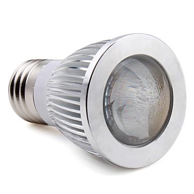 E26/E27 6W 1 High Power LED 400 LM Warm White MR16 LED Spotlight AC 85-265 V