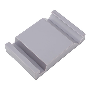 Compact Plastic Stand for iPhone and The New iPad (Random Color)