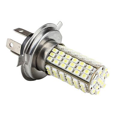 h4 7.14w 1210 SMD 102-bombilla LED de luz blanca para lámparas de coche (12V DC)