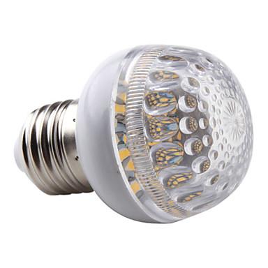 E26/E27 2.5 W 48 SMD 3528 200 LM Natural White Decorative Globe Bulbs AC 220-240 V
