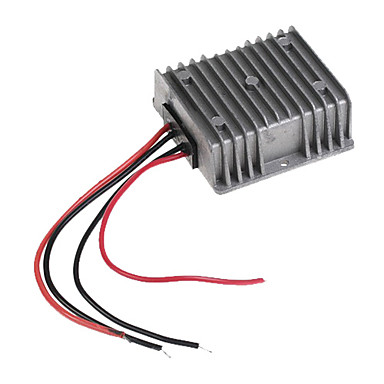 DC Converter 24V Step Down to 12V 10A Voltage Regulator (120W Power Supply)