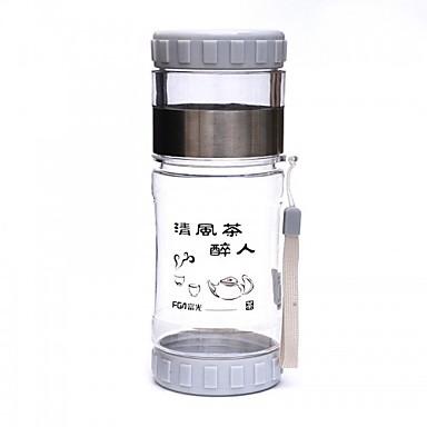 Leak-Proof Travel PC Bottle (420ml)