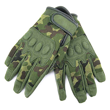 Outdoor Camouflage Super Elastic Gloves