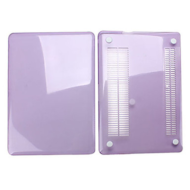 MacBook Case for Solid Color / Transparent Plastic Macbook Pro 13-inch