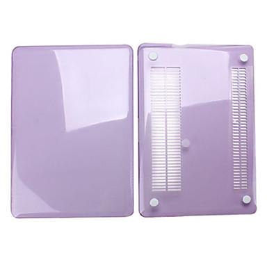 MacBook Кейс для Сплошной цвет / Прозрачный пластик MacBook Pro, 13 дюймов