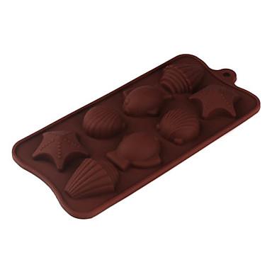 Pişirme Kalıp Kek Kurabiye Çikolota Silikon Kendin-Yap Sevgililer Günü Çevre Dostu