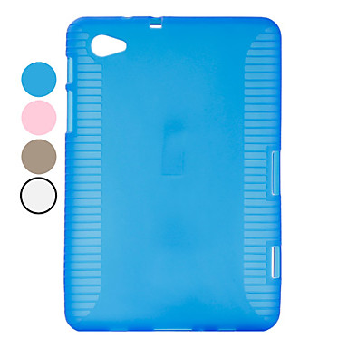 TPU Water Case for Samsung Galaxy Tab 7.7 P6800 (Assorted Colors)
