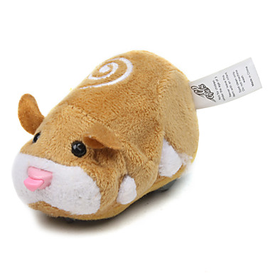 Zhu Zhu Hamster Electronic Toys for Pets Dogs (2 x AAA Batteries included)