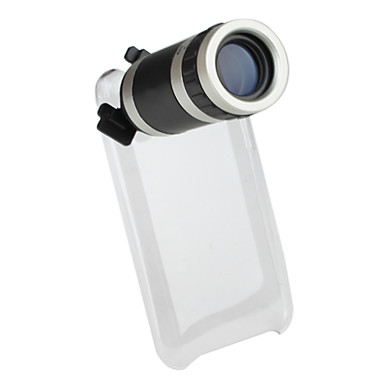 Telescope 6X Zoom Camera with Hard Case for iPhone 3G/3GS