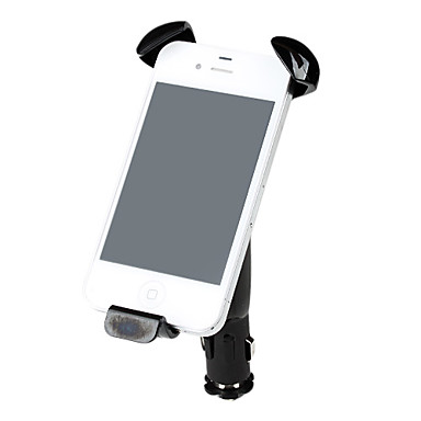 Car Mount Stand with Charging for iPhone and Samsung Galaxy S3 I9300