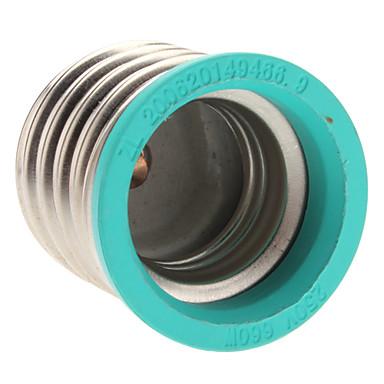 E40'tan E27'ye kadar E27 85-265 V Plastik Ampul soketi