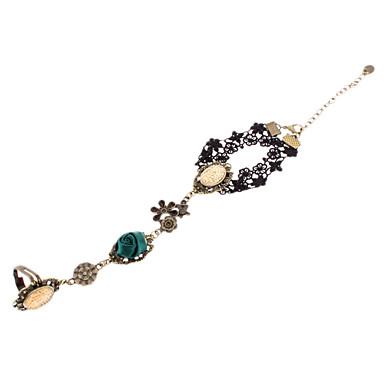 z&X® spets kvinnliga armband ring set