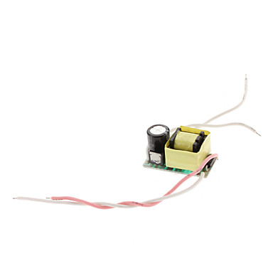 DIY 6-10W LED Power Supply Driver (85-265V)