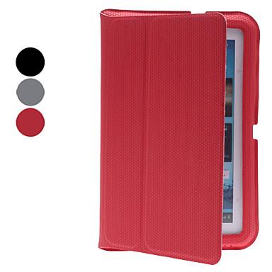 Protettivo ultra-sottile Custodia con supporto per Samsung Galaxy Tab2 7,0 P3100/Tab 7.0 Plus P6200