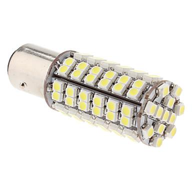 1157 5W 96x3528 SMD 280LM Natural White Light LED Bulb for Car Fog Lamp (12V)