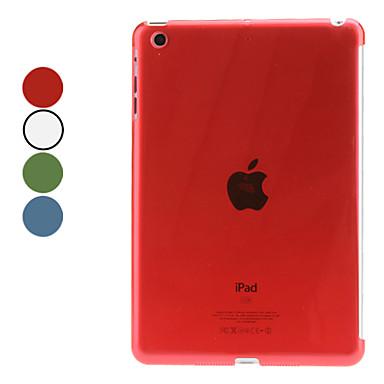 caso duro del estilo simple para ipad Mini 3, Mini iPad 2, iPad mini (colores surtidos)