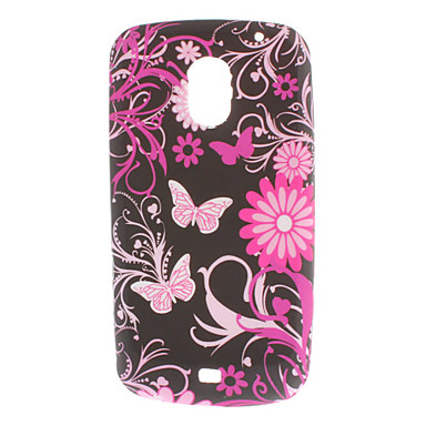 Case Soft Design Papillon pour Samsung Galaxy I9250 Nexus