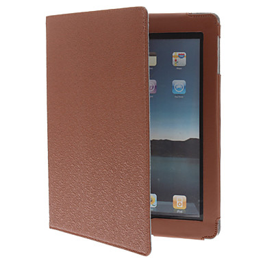 Cloud Pattern PU Leather Case with Stand for iPad 2/3/4