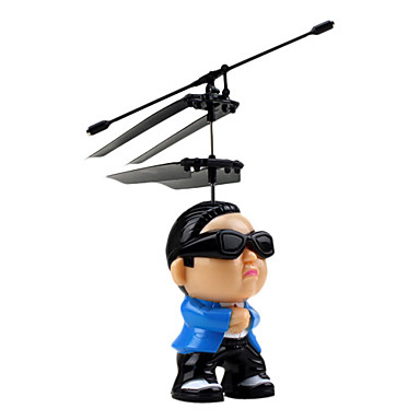 PSY Gangnam Style Music 2.5-Channel Remote Control Helicopter