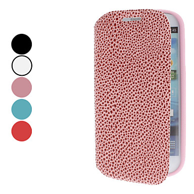 Water Drop Pattern Case with Stand for Samsung Galaxy  S3 I9300 (Assorted Colors)