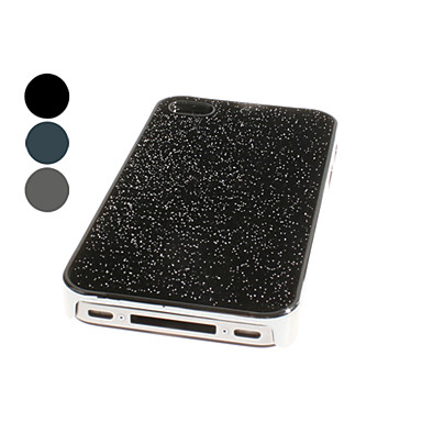 Shining Lagging Style Protective Case for iPhone 4S(Assorted Colors)