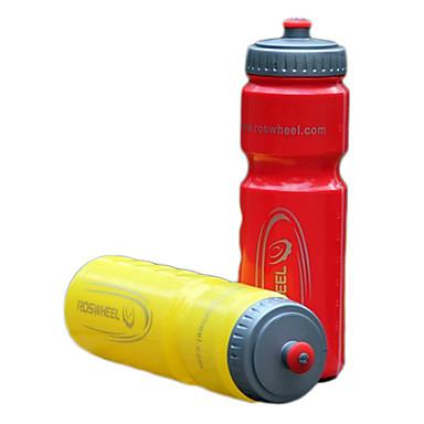 ROSWHEEL Matériau PE 700ml Eau Sport Cyclisme Squeeze-bouteille sans housse de protection (2 couleurs) 51 514