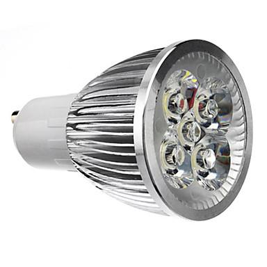 150 lm GU10 LED-spotlys MR16 5 leds Højeffekts-LED Naturlig hvid AC 85-265V