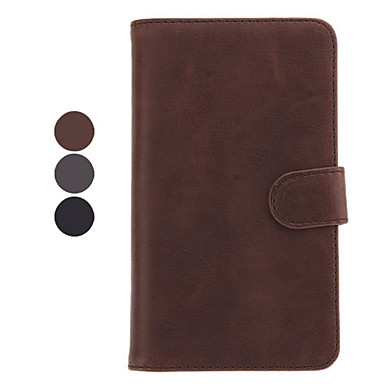 Leather Samsung Mobile Phone Cases for Galaxy Note 2/7100(3 Colors)