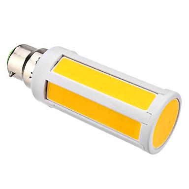 B22 7 W 7 COB 630 LM Warm White / Natural White T Corn Bulbs AC 220-240 V