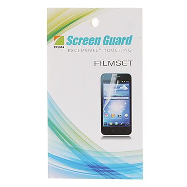 HD Screen Protector with Cleaning Cloth for HTC EVO 3D G17